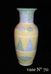 Vase n°70 <BR> <BR> 120 €